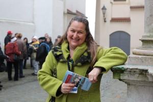 Gästeführerin und Tour-Guide in Passau